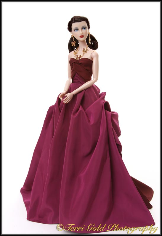 Collecting Fashion Dolls by Terri Gold: Virtually Stunning