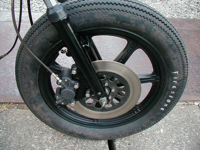 Americas Best Tire >> Vintage Rubber for your Cafe Racer - Firestone Tyres ...