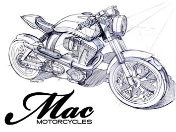 Mac Motorcycles No Longer A Blast Return Of The Cafe
