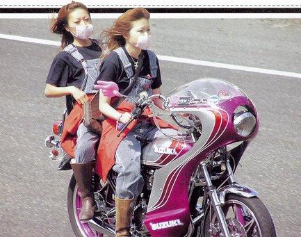 Asian Biker Gang 27