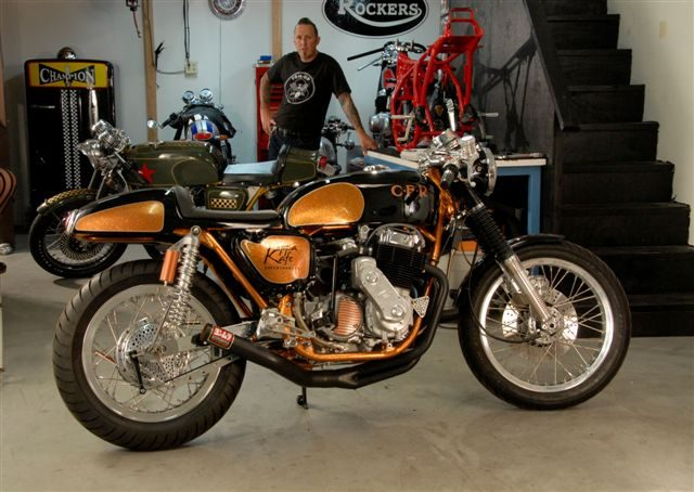 Zero Motorcycle Wiring Diagram Supercharged Honda Cb750 Cafe Racer Return Of The Cafe