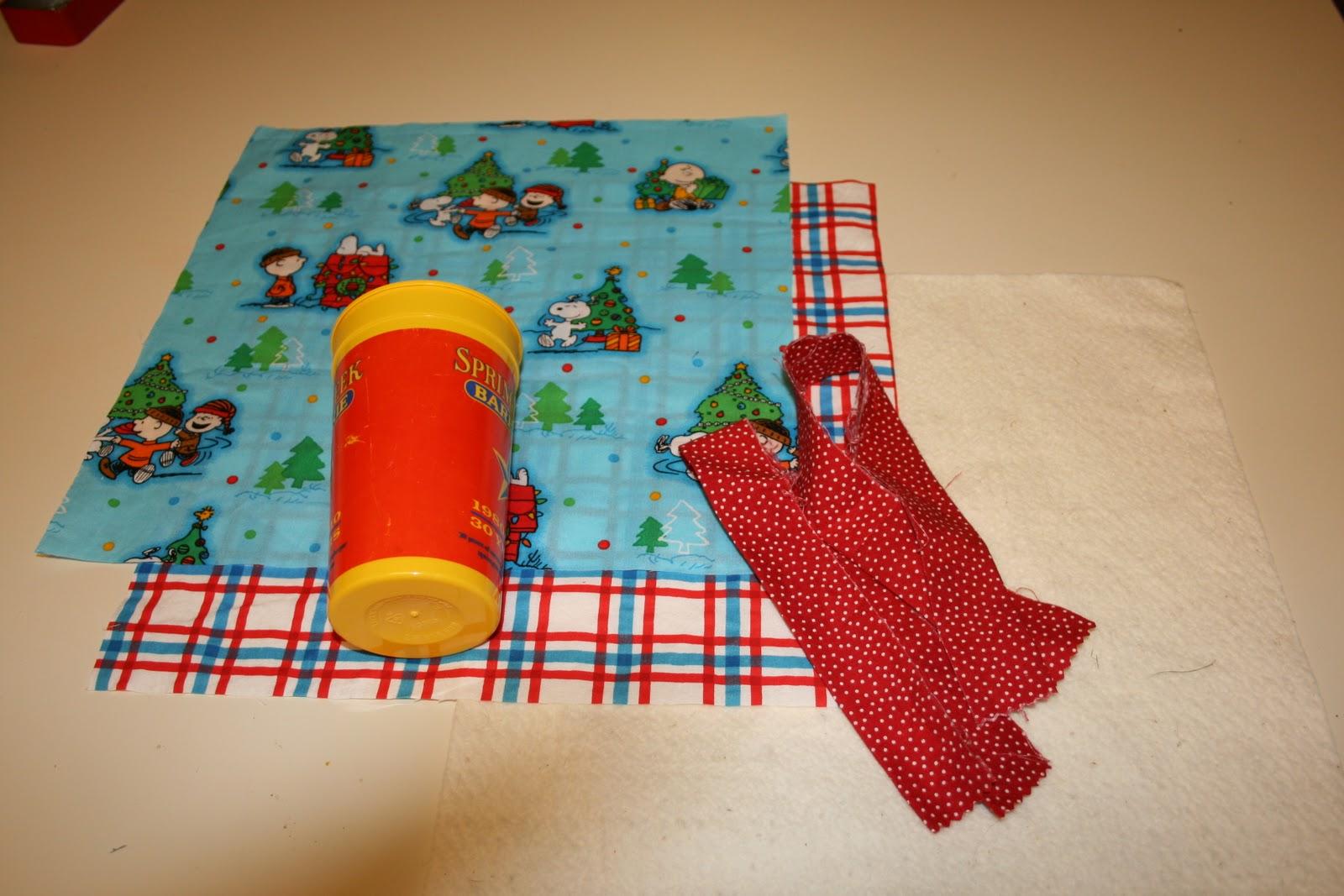 Mini Christmas Tree Skirt Pattern.The Tulip Patch Super Easy Mini Christmas Tree Skirt Tutorial