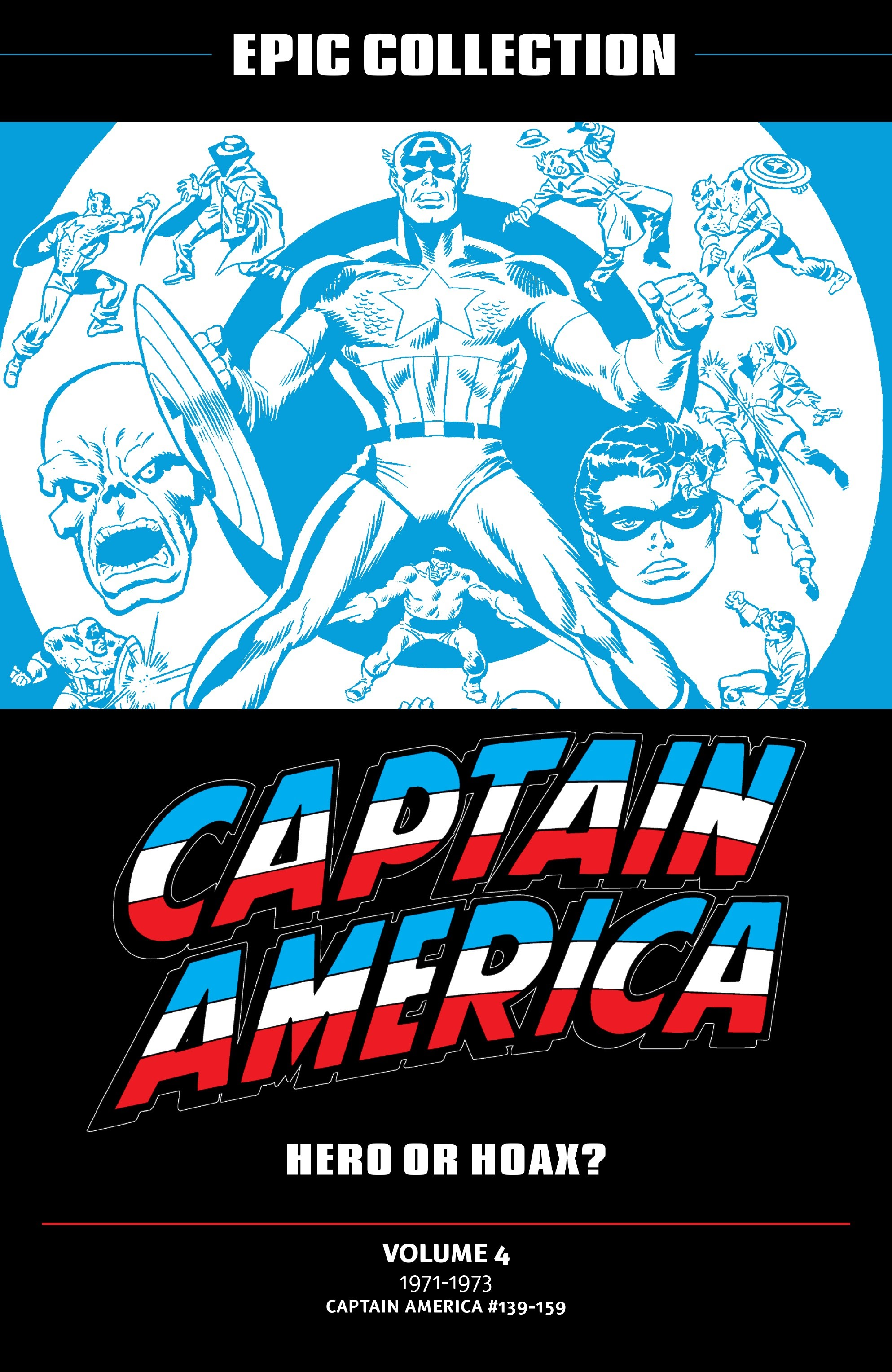 Captain America Epic Collection TPB_Hero_or_Hoax_(Part_1) Page 1