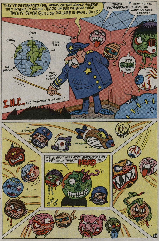 Madballs issue 9 - Page 12