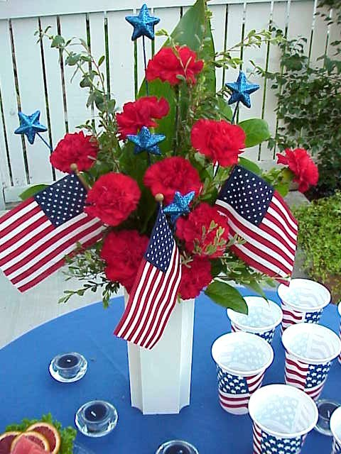 Hugs And Keepsakes 4th Of July Decorating Ideas