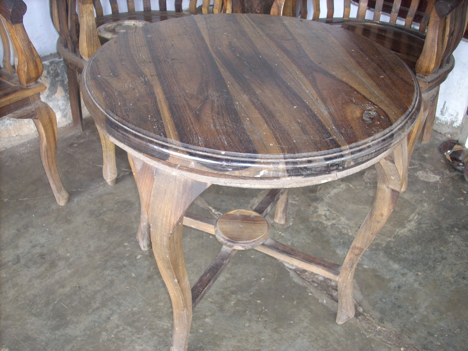 Furniture Wax Finish for Wood