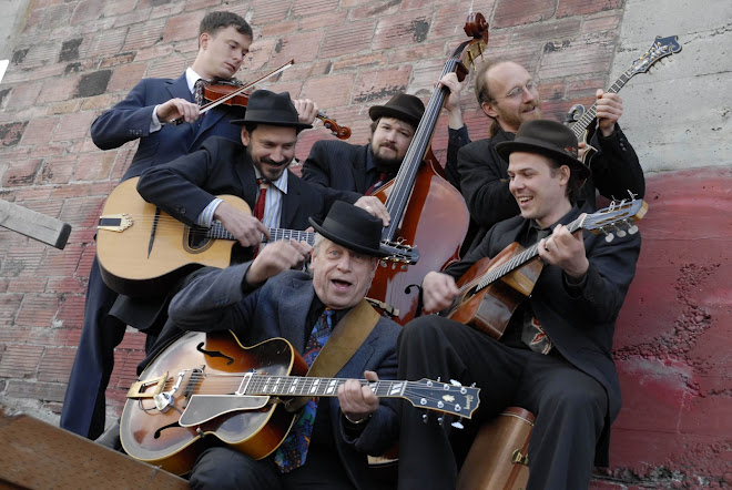 Hot Club Sandwich: Gypsy Jazz