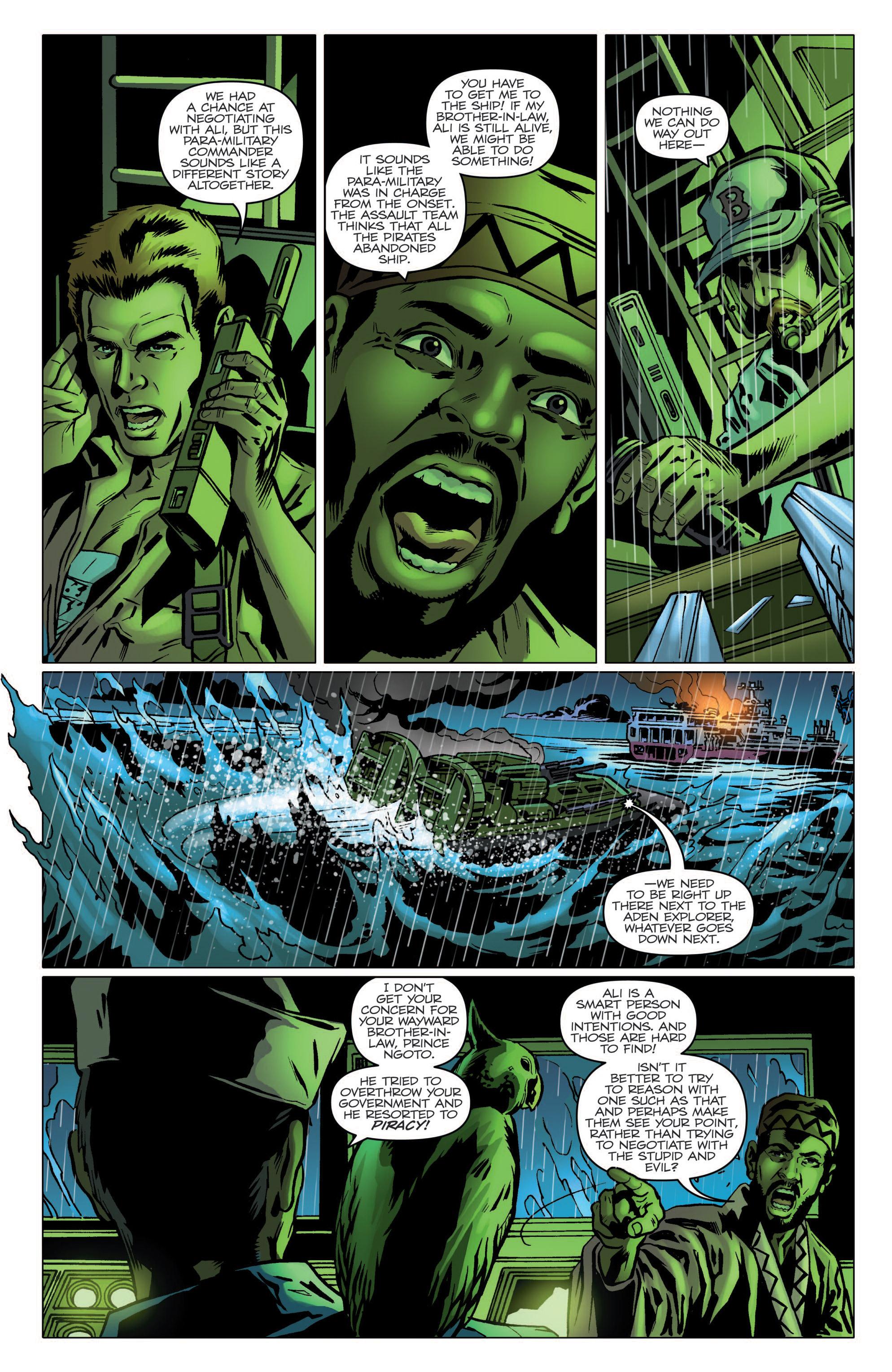 G.I. Joe: A Real American Hero 189 Page 17