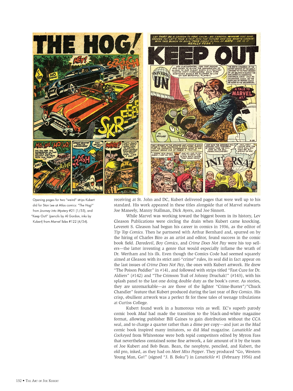 Read online The Art of Joe Kubert comic -  Issue # TPB (Part 2) - 32