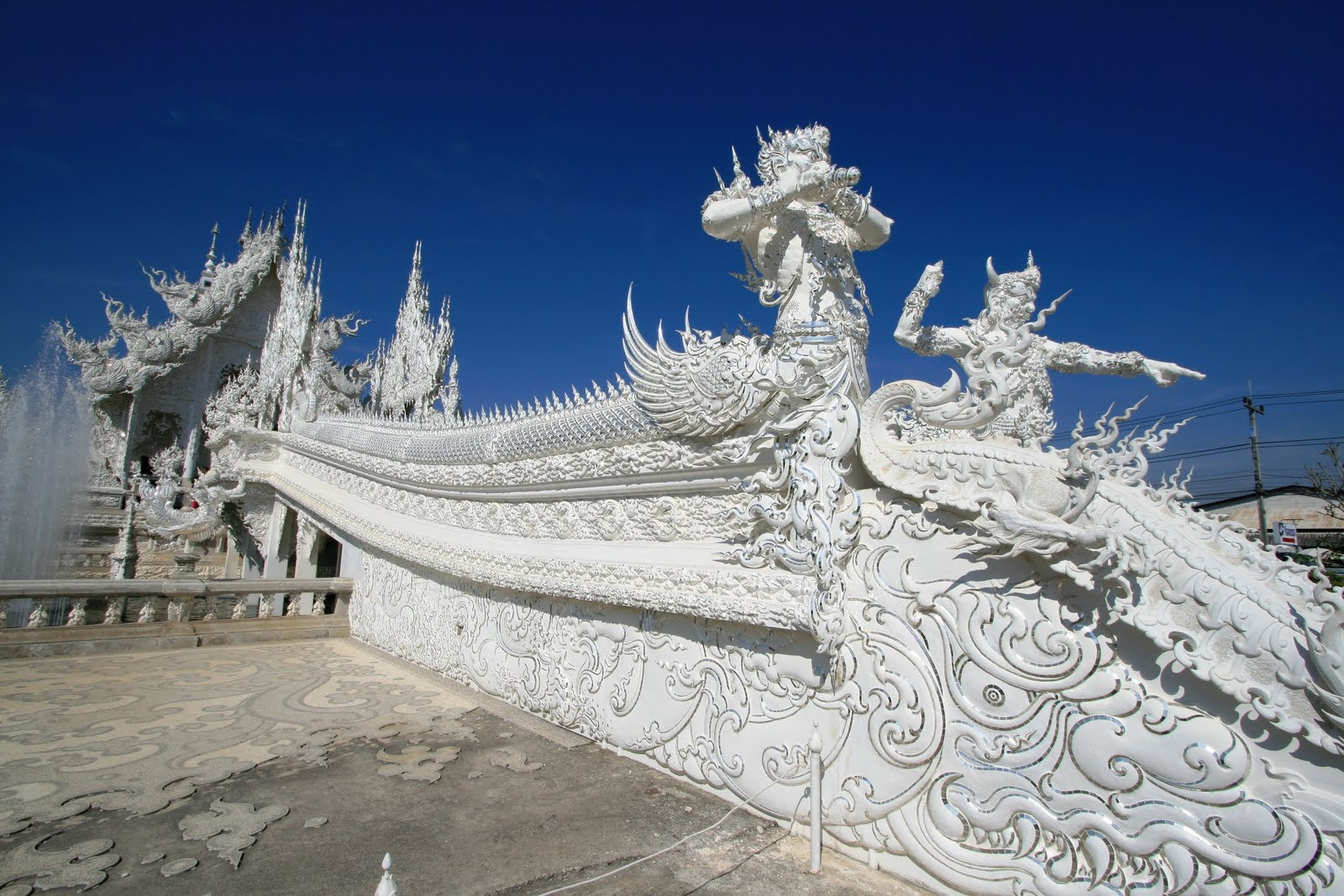 The Other Shore The Symbolical Representation Of Wat Rong