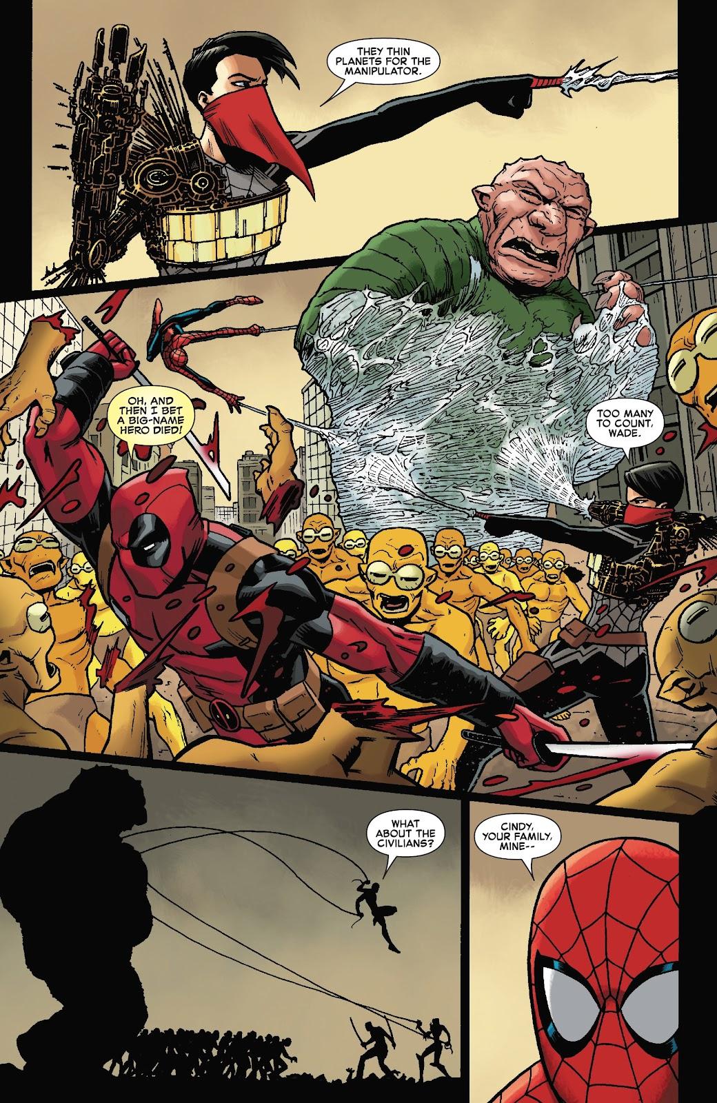 Read online Spider-Man/Deadpool comic -  Issue #46 - 17