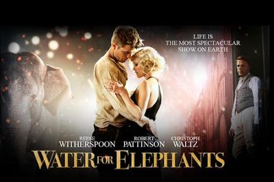 Água Para Elefantes Filme