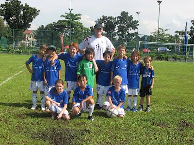 Bisboysred British International School Jakarta Under 10