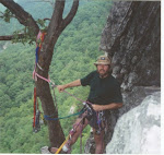 Zenwind, high at Seneca Rocks