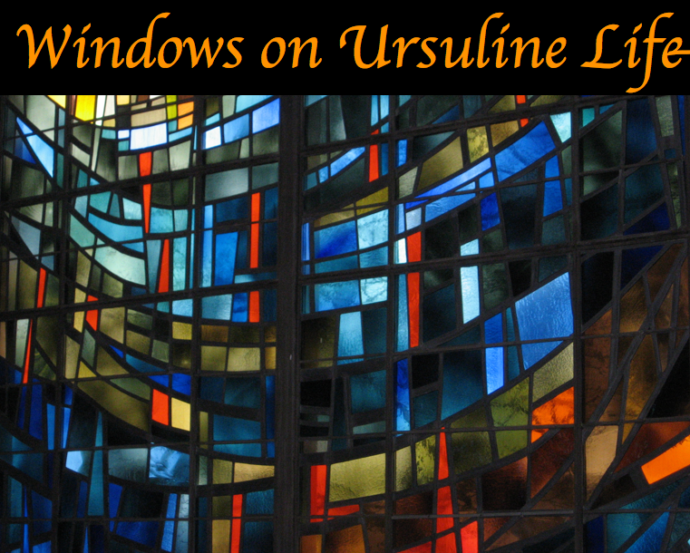 Windows on Ursuline Life