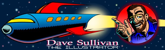 Dave Sullivan The Illustrator