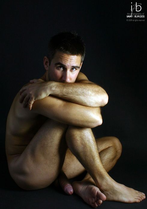 Pictures men's hairy thighs
