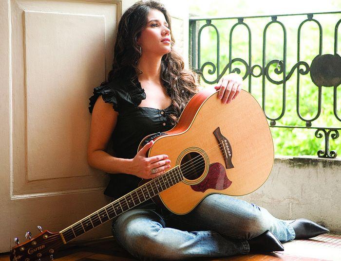 Paula Fernandes Aula De Violão: Notas Musicais: 03/10/10