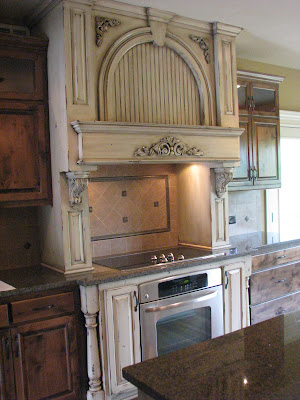 Adding Architectural Interest To Your Cabinets The Magic