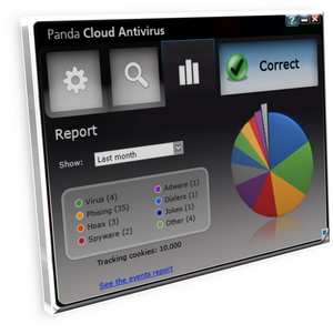 Antivirus Gratuitos: Panda Cloud Antivirus