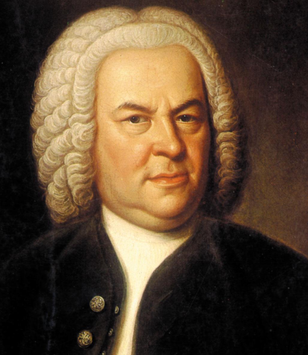 A biography of johann sebastian bach a great composer