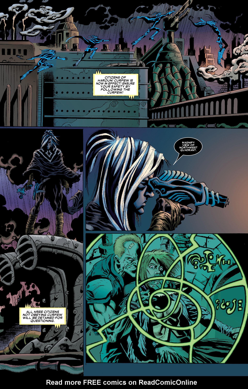 Read online Annihilation: Conquest - Wraith comic -  Issue #1 - 11