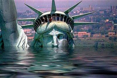 A great article Who's Shaking The Jar, Part 1 Statue+of+liberty+under+water