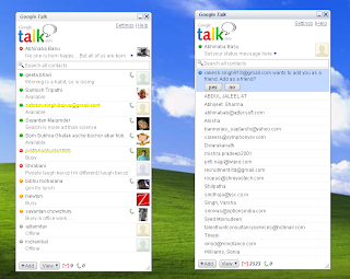 G Talk] Google Talk Tip : login using more than one Gtalk – Rough Notes