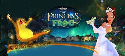 La Princesse et la grenouille Clip