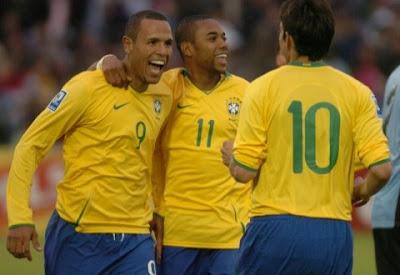 Brasil Campeona Confederaciones 09