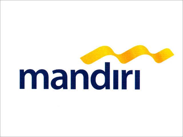 Free Logo Design: Company Logo Bank Mandiri Vector for