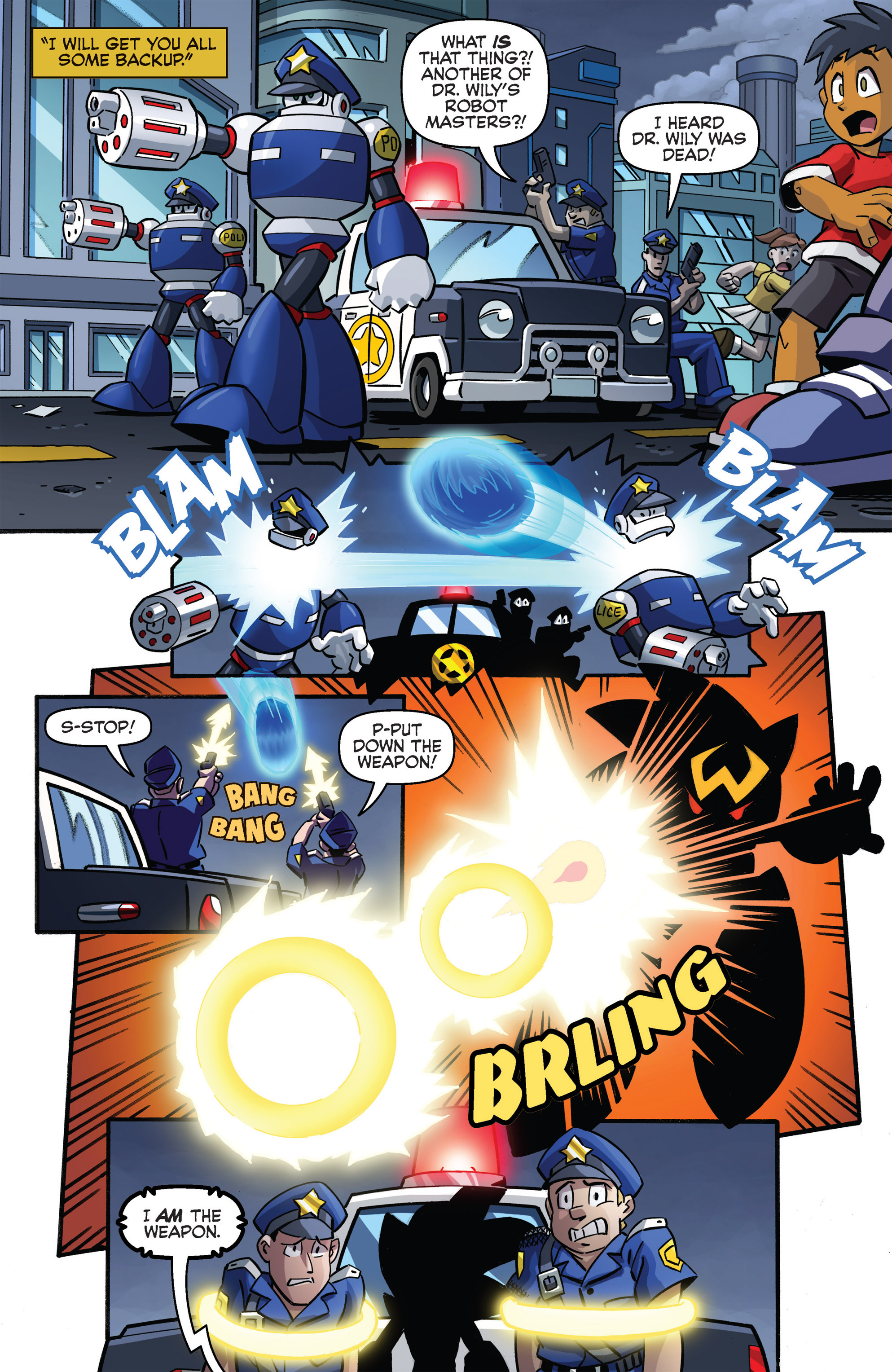 Read online Sonic Boom comic -  Issue #8 - 20