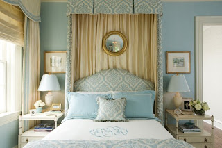 Although Not A Sunburst Mirror Round Has The Same Effect Interior Design By Kelley Proxmire Another Above Bed