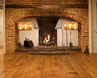 Things That Inspire Inglenook Fireplaces