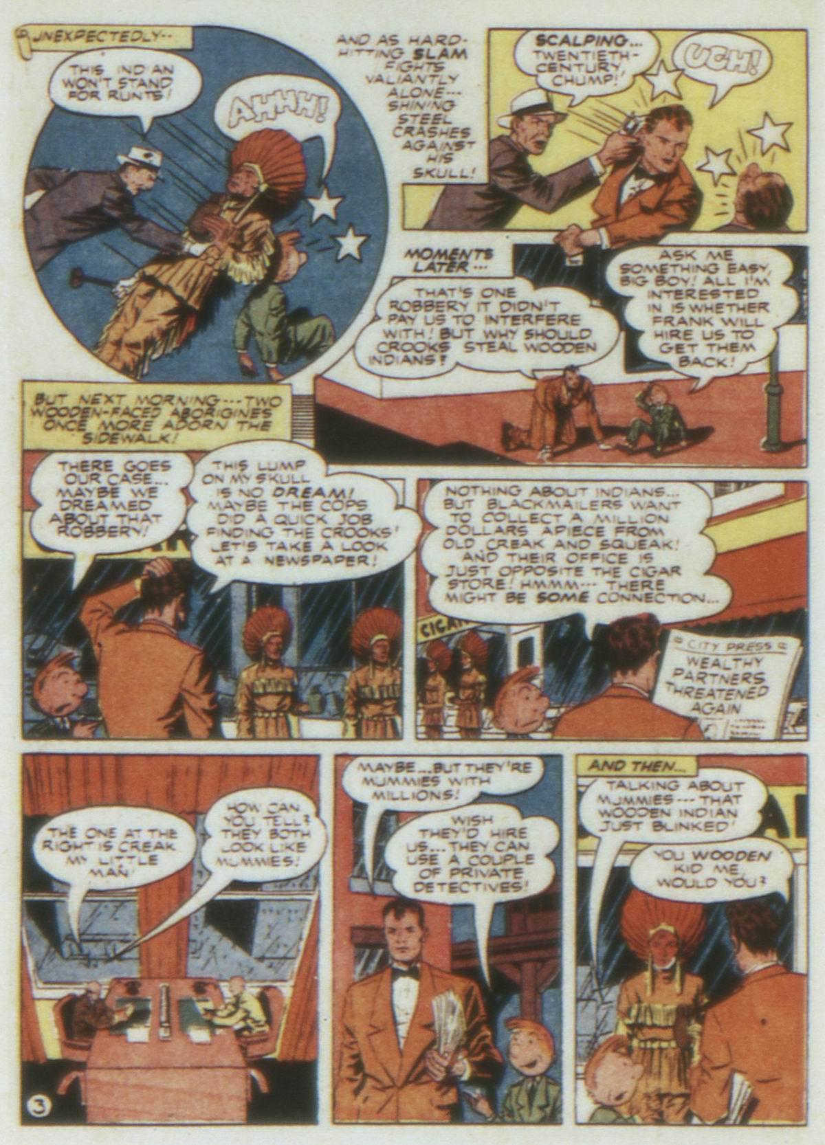 Read online Detective Comics (1937) comic -  Issue #74 - 60