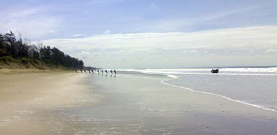 Asia, Digha Travel, http://travelaroundtheasia.blogspot.com/, India, Sea Beach
