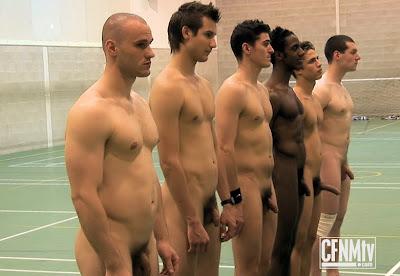 group of men boners gay