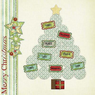 Christmas Moments Card
