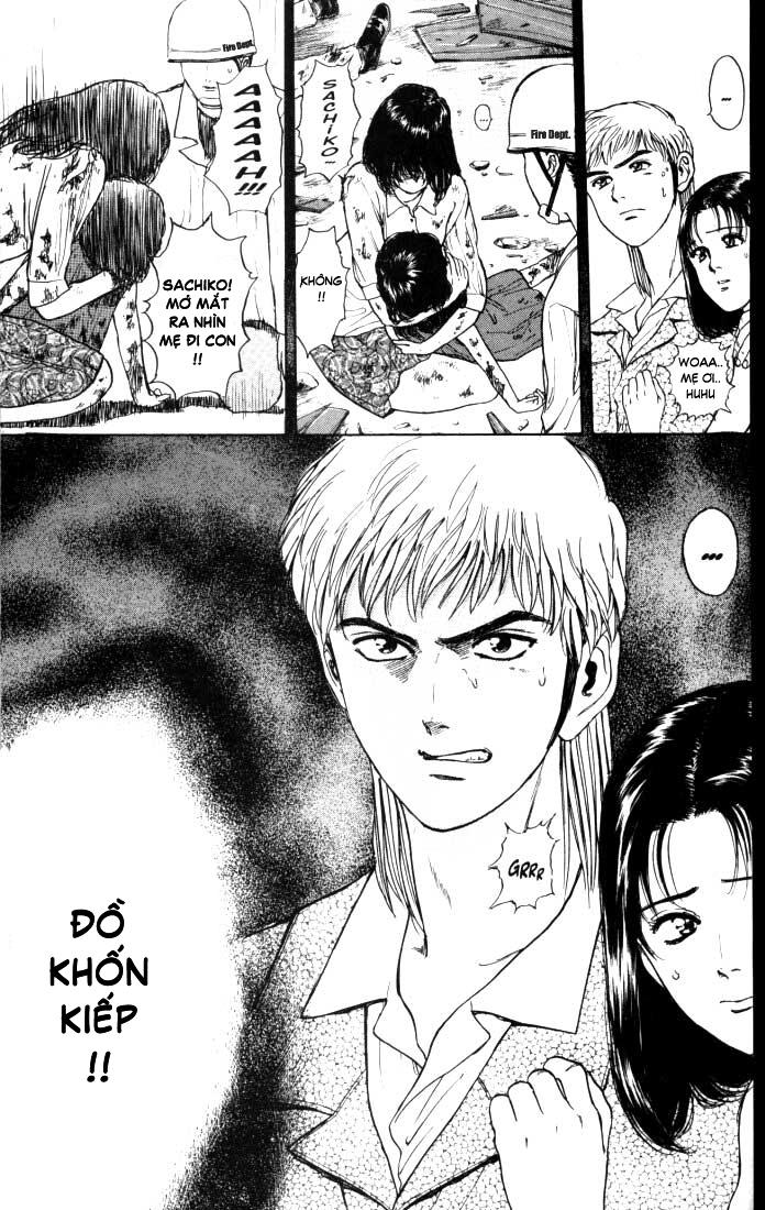 Psychometrer Eiji chapter 14 trang 13