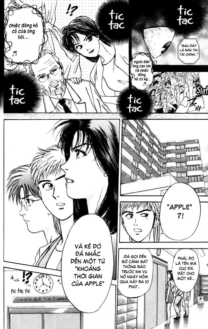 Psychometrer Eiji chapter 14 trang 16