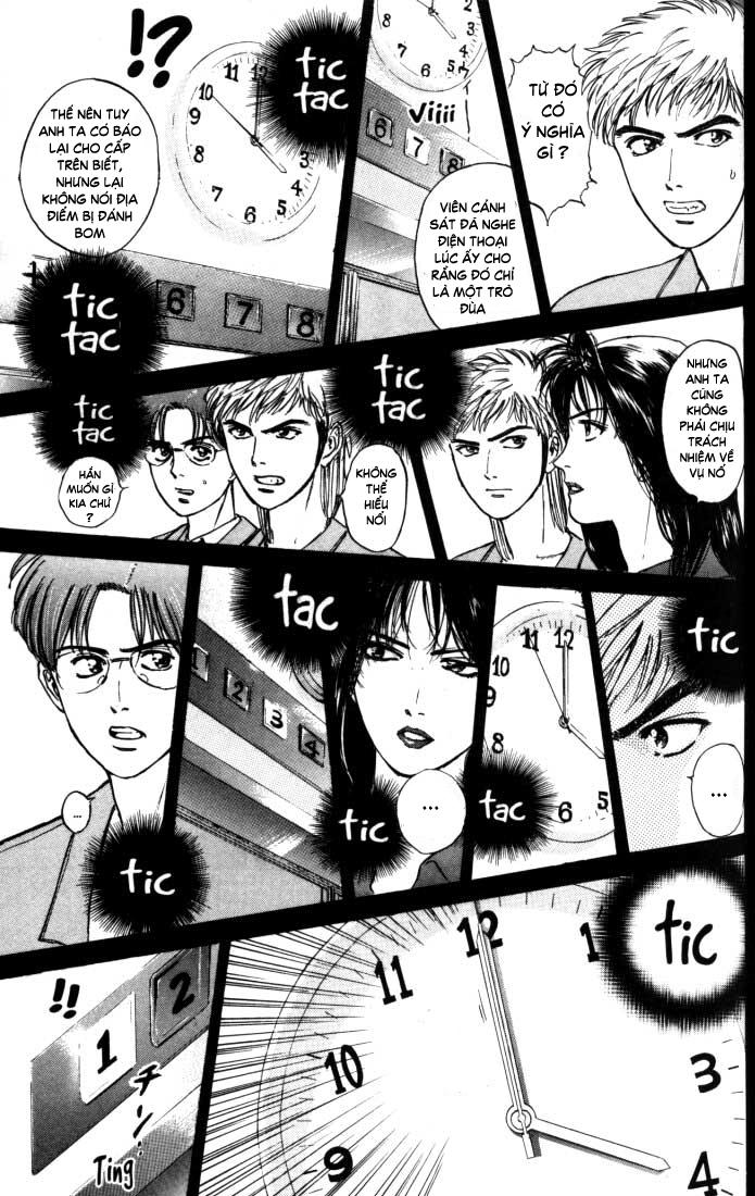 Psychometrer Eiji chapter 14 trang 17