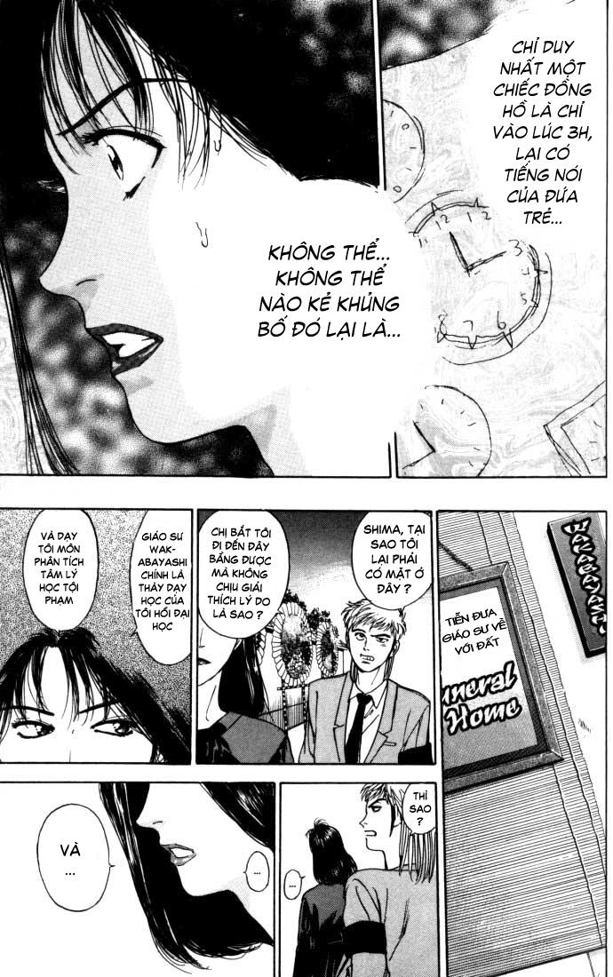 Psychometrer Eiji chapter 14 trang 21