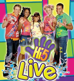 Hi-5 Latinoamérica Fans: Historia de Hi-5