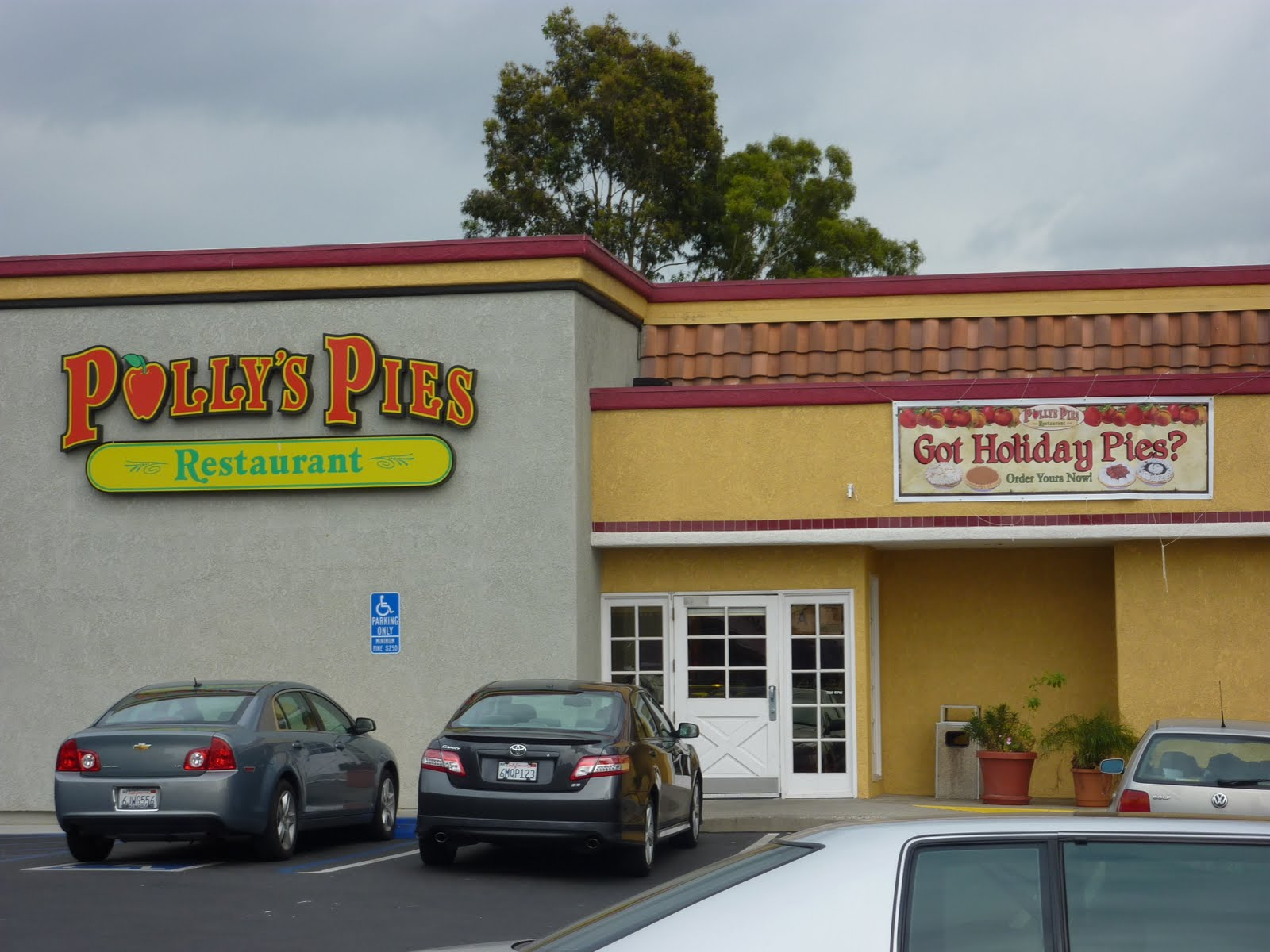 pollys pies coupons