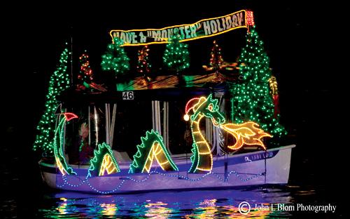 Newport Beach Christmas Lights Cruise.Montebello Mom Local Christmas Light Displays Boat