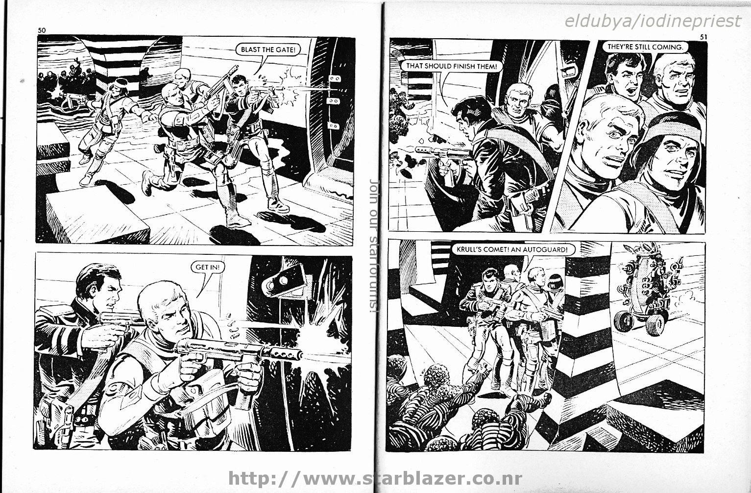 Starblazer issue 101 - Page 27