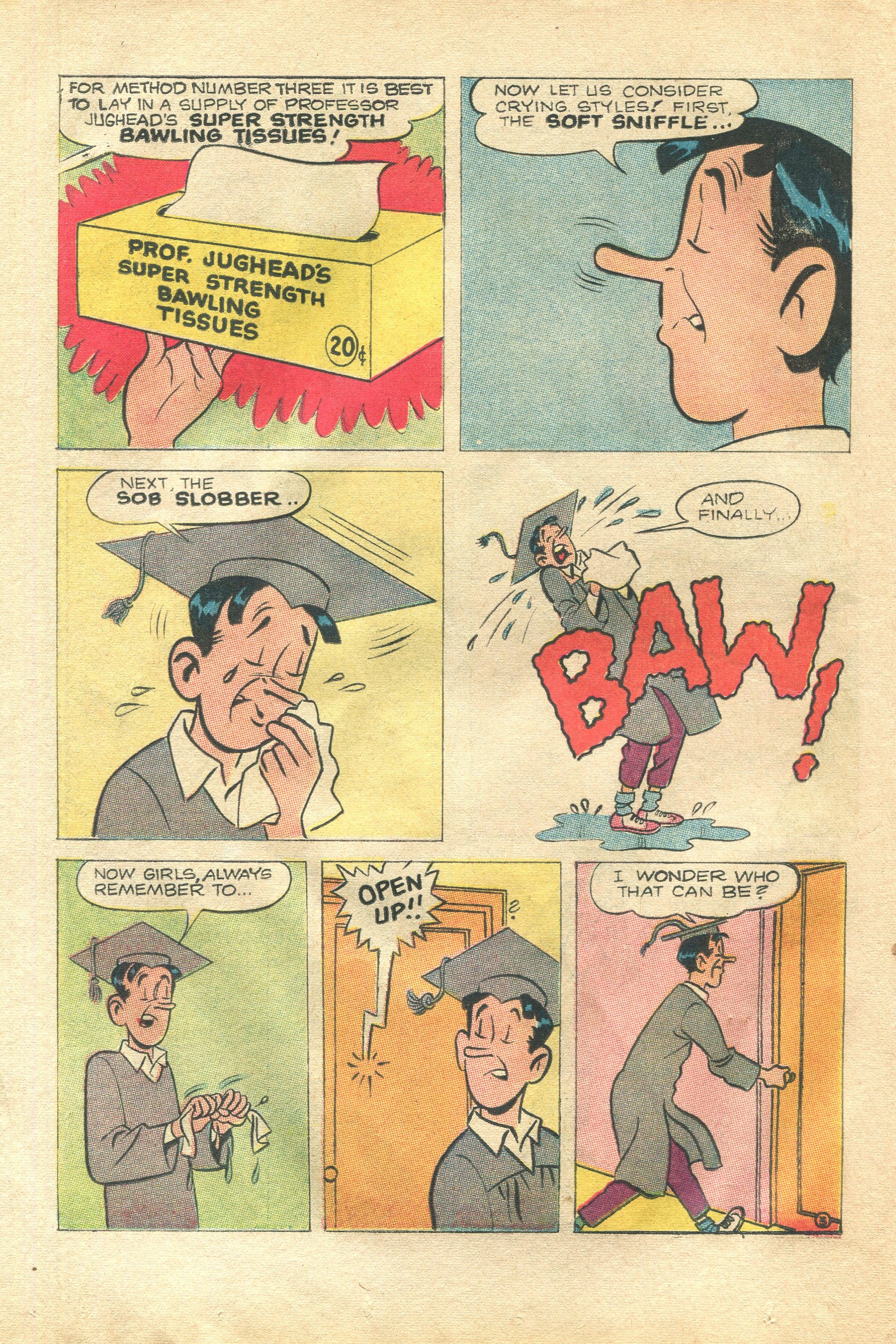 Read online Archie's Pal Jughead Comics comic -  Issue #113 - 22