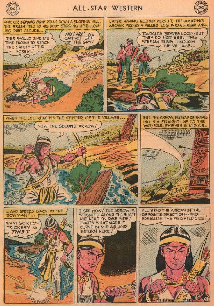 Read online All-Star Western (1951) comic -  Issue #87 - 14