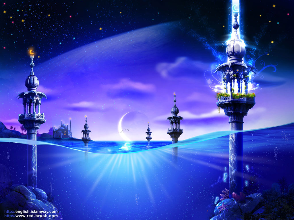 ISLAM: Islamic Wallpapers