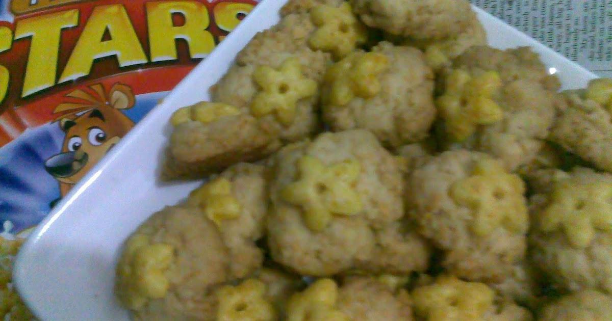 BerryFood: Honey Star Cookies